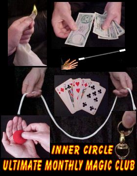 Magic tricks video club